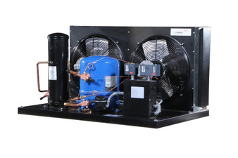 Danfoss - Condensing unit, LGZC0401UWF300Q - 114N6738