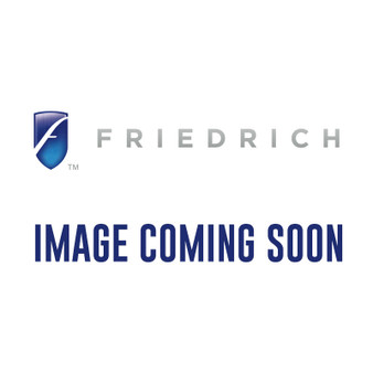 Friedrich - Uni-Fit Series - 8,000 BTU - Electric Heat - Smart Thru-The-Wall Air Conditioner