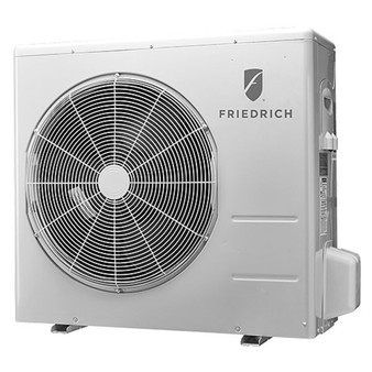 Friedrich - Ductless Heat Pump Condenser - 22,000 BTU - 21.5 SEER