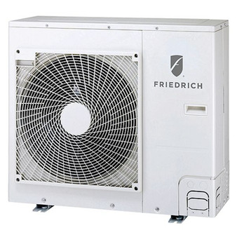 Friedrich - Multi-Zone Ductless Air Conditioner - 36,000 BTU - Heat Pump