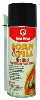 Fireblock Foam 12 oz Aerosol Can