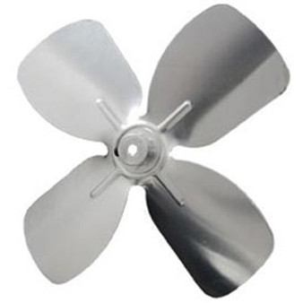 "Fan Blade 6"" Cw 5/16 Bore"
