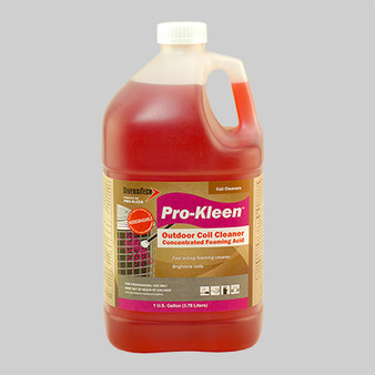 Coil-Kleen Foam Acid 1 Gal