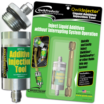 QwikInjector: half ounce Injector