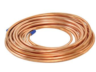 "Copper Coil .032Mm; .76""X50"