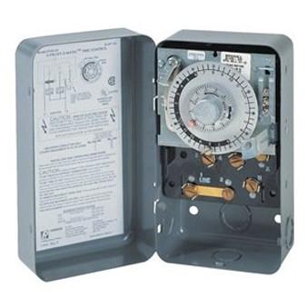 Time Control Remote Temp/Pre 8143-20