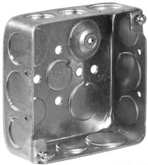 4X4 Electric Box 1/2&3/4 Hls 52151-1/2&3/4