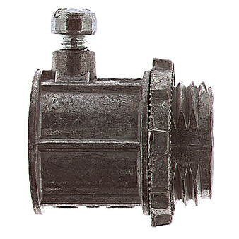 1/2 Emt Str. Connector. TC-221-SC
