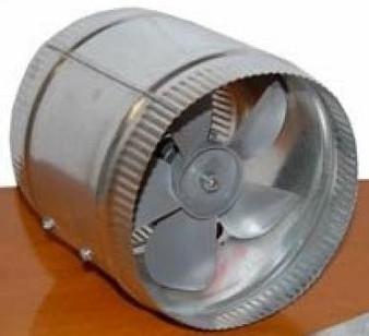 """Fan 115V 8"""" Duct 9008"""