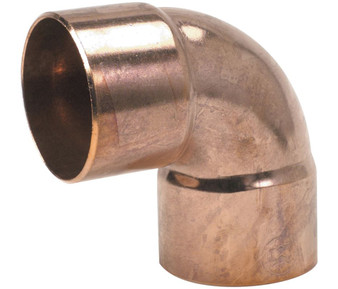 Copper Ell Cxc 1-1/2 Nominal