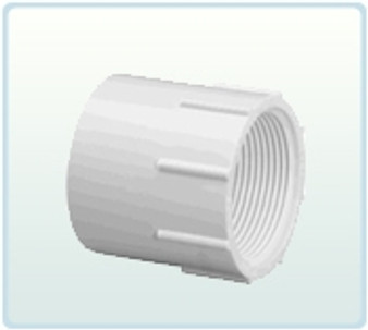 Fitting Pvc Adapter 1 Fxs