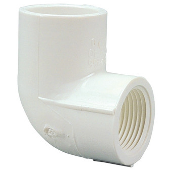 Fitting Pvc Ell 1 1/4 90 Fxs PVCELL9011/4FXS