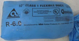 "Flexible Grey 10""X25' (9) BG076-10"