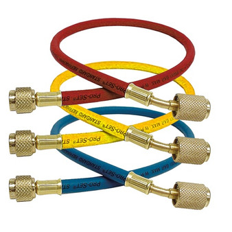 "60""Set Hoses R/ Quick Seal HS5A"
