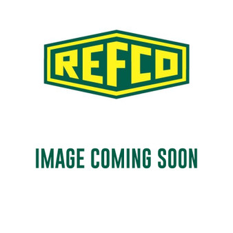 "Refco - 48"" Quick Seal Charging Hoses (Set of 3)"