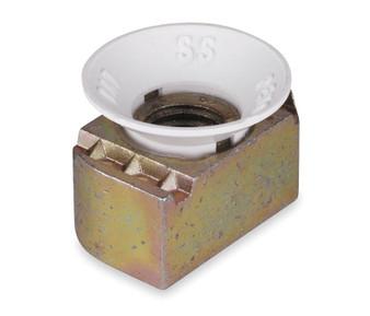 """3/8"""" Nylon Cone Nut CM100-3/8"""