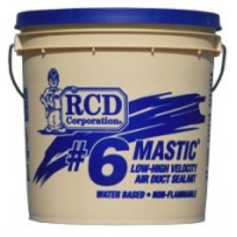 Rcd #6 Mastic 1 Gl