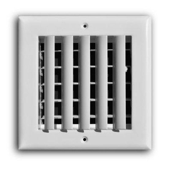 Ceiling Grill 1 Way CL1M-4X4