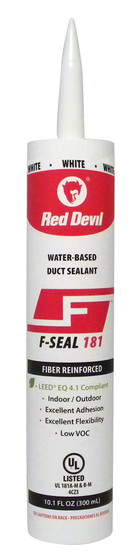 F-Seal¨ - White, 10.1  Fl. Oz