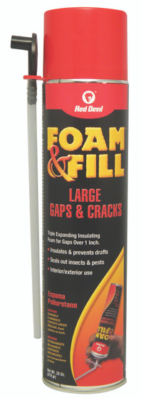 Triple Expanding  Foam  (CAN-20 OZ)