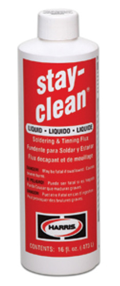 *Hz* Flux Stay-Clean 16Oz Bt