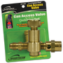 Qwik System Flush: Can Access Valve