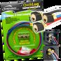 QwikLug: 3 Terminal Repair Lugs 10 AWG, 2ft leads