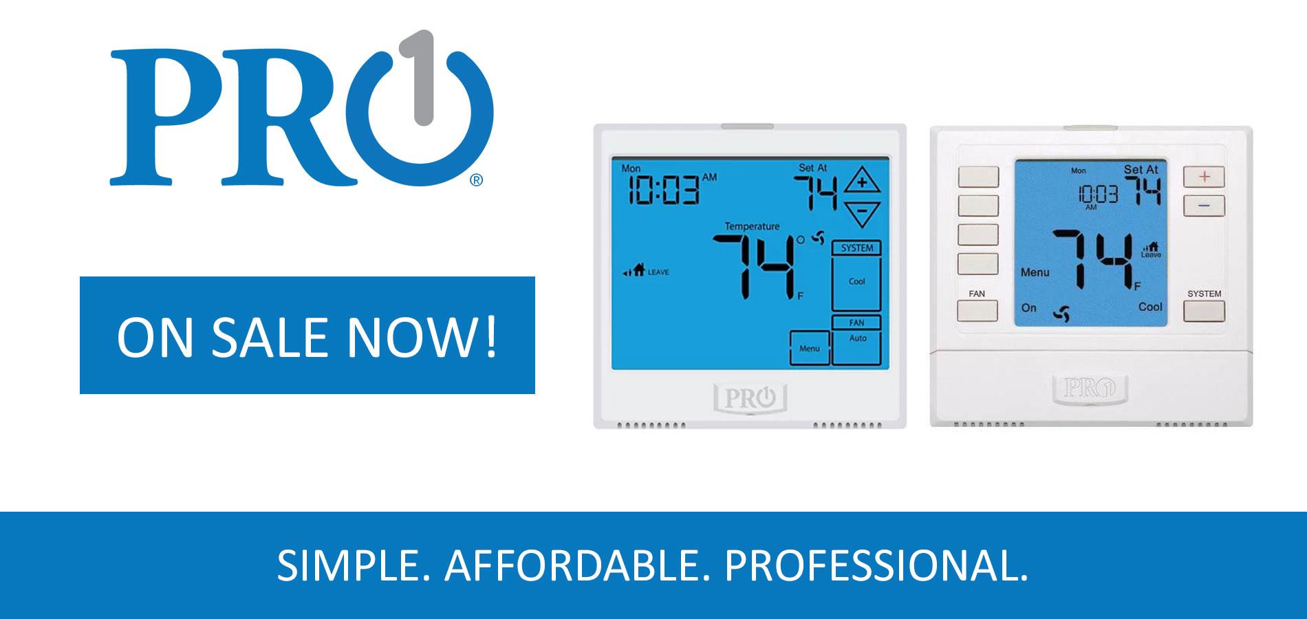 Pro1 Thermostats