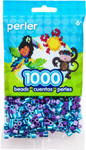 Perler Deep Sea Stripe Mix - 1000 Pack