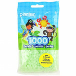 Perler Glow In the Dark Green - 1000 - P75