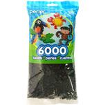 6000 - Perler Black - P18