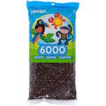 6000 - Perler Brown - P12