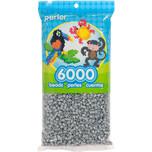 6000 - Perler Grey - P17