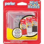 """Perler Mini Bead Pegboards - 4pack - 3"""""""