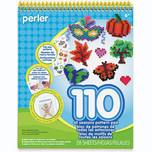 All Seasons - Perler Pattern Pad  - 110 Patterns