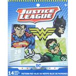 Perler DC Justice League Perler Bead Pattern Pad Vol. 1