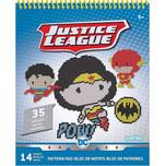 Perler DC Justice League Perler Bead Pattern Pad Vol. 2
