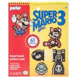 Perler Pattern Pad - Super Mario Bros. 3