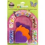 Perler Cupcakes & Butterflies Activity Kit