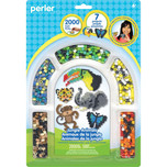 Perler Jungle Animals Activity Kit
