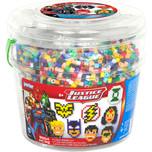 Perler Justice League Activity Bucket