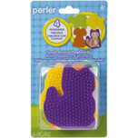 Perler Pegboards 4-Pack Dog, Fish, Cat and Turtle