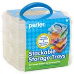 Perler Stackable Storage Trays