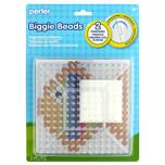Perler Biggie Beads Pegboards - 2 pack
