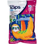 CAPS - Perler Pattern Bag - Sloth