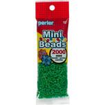 Perler Mini Dark Green - 2000