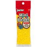 Perler Mini Yellow - 2000