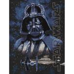"Dimensions -  Star Wars Counted Cross Stitch Kit -  9"" X 12"" - Darth Vader"