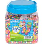 Perler 11,000  Bead Summer Mix Bucket