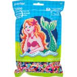 Perler Mermaid Pattern Bag